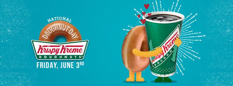 Celebratory Donut Giveaways