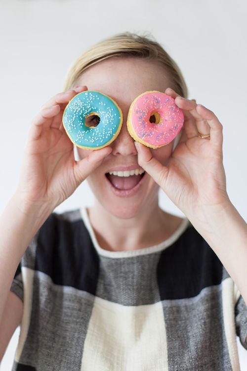 Decadent Donut Macarons