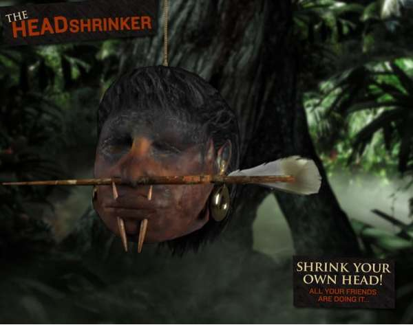 DIY Head Shrinking