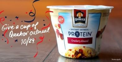 Appreciative Oatmeal Campaigns