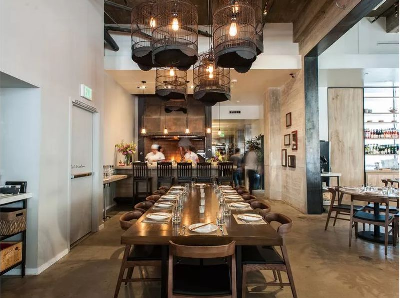 National Restaurant Reviews