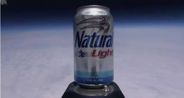 Epic Intergalactic Beer Stunts