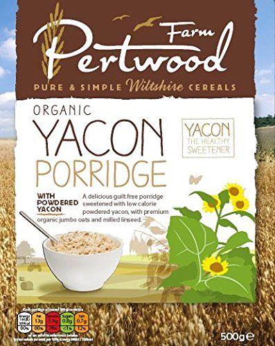Wholesome Yacon Cereals