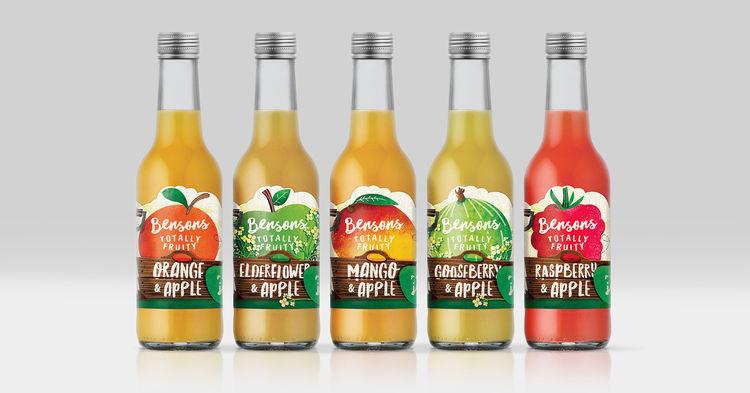 Natural Juice Branding