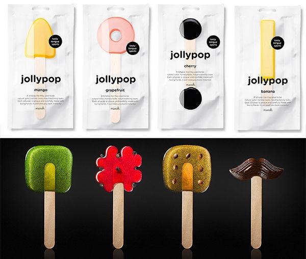 Handmade Natural Lollipops