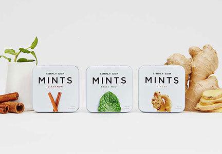 Natural Breath Mints