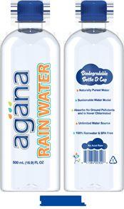 Natural Rainwater Beverages