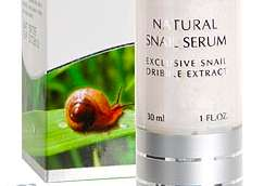 natural snail serum