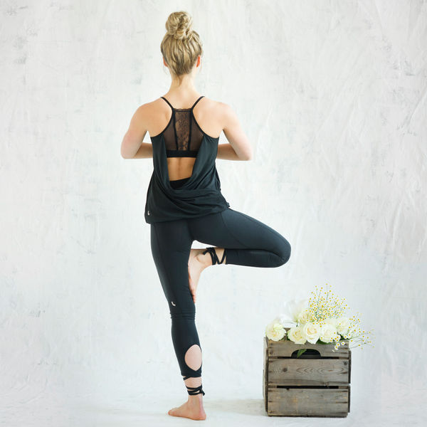 Luxe Natural Yoga Wear : Natural Yoga Wear