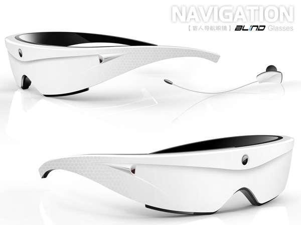 Visually Impaired Eyewear