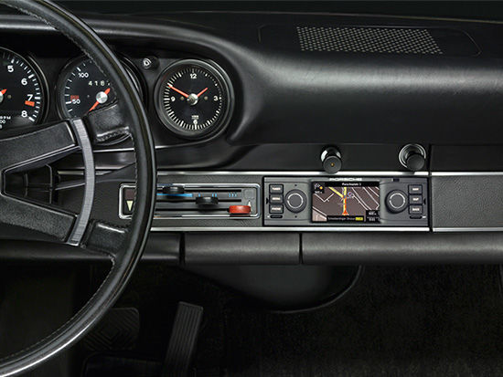 Classic Car GPS Systems