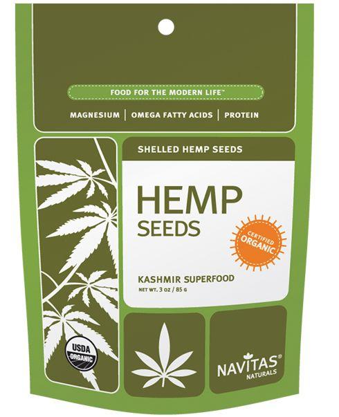 Omega-Infused Hempseed Supplements