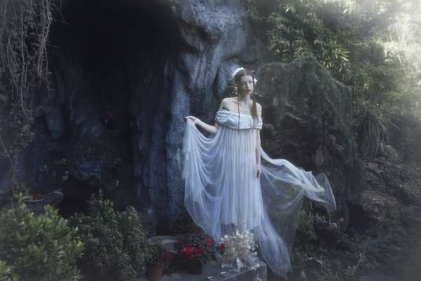 Forest Fairy Photography
