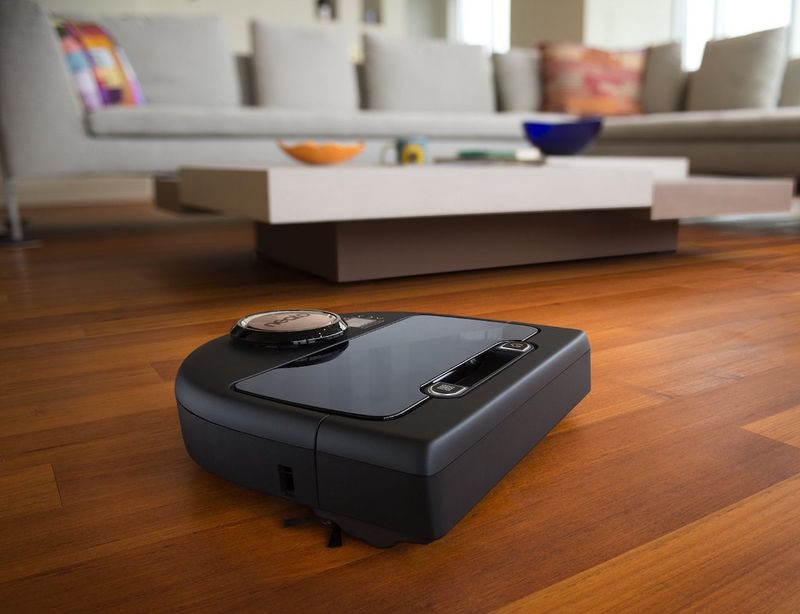 WiFi-Connected Vacuums