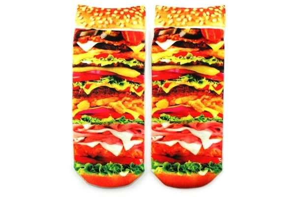 Succulent Sustenance Socks