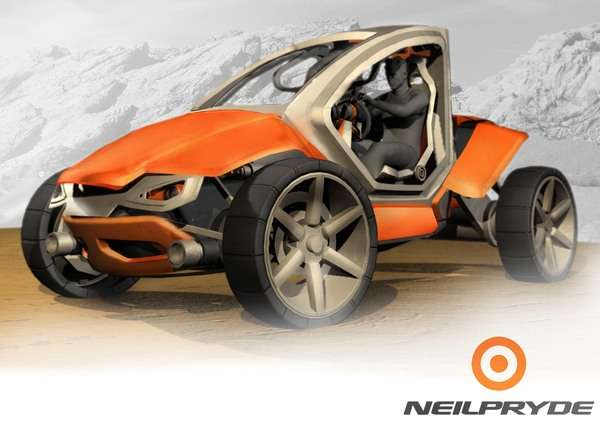 Neilpryde Off Road Vehicle