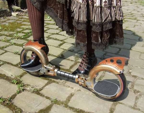 Nemesis Skate Cycle