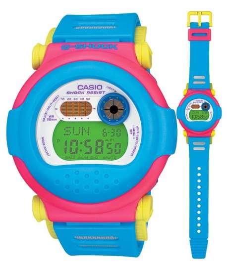 Electrifying Timepieces