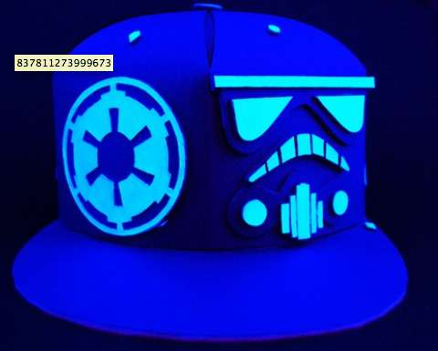 Glow-in-the-Dark Hats