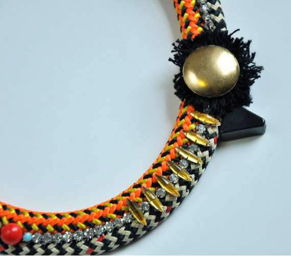 Rainbow Serpentine Neckwear