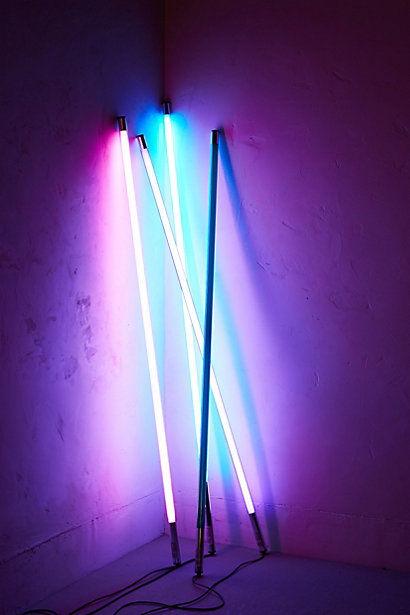 Retro Rave Illuminators Neon Stick Light