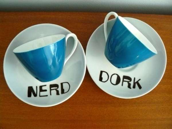Geek Love Mugs