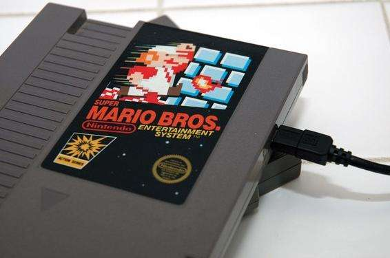NES Hard Drives