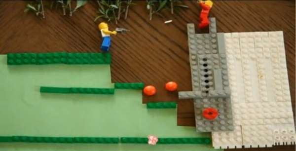 Retro Gaming Stop Motion