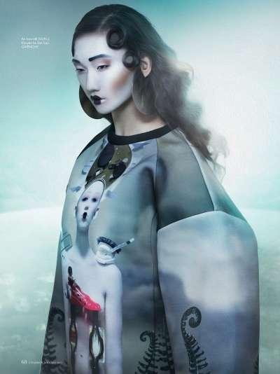 Oriental Surrealism Editorials