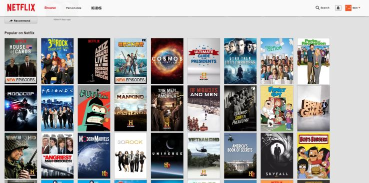 Accommodated Streaming Apps
