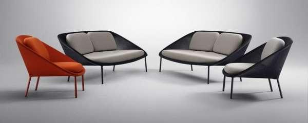 Modern Mesh Furniture