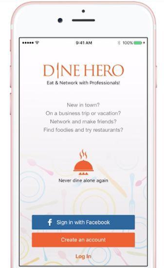 Dining Partner-Finding Apps