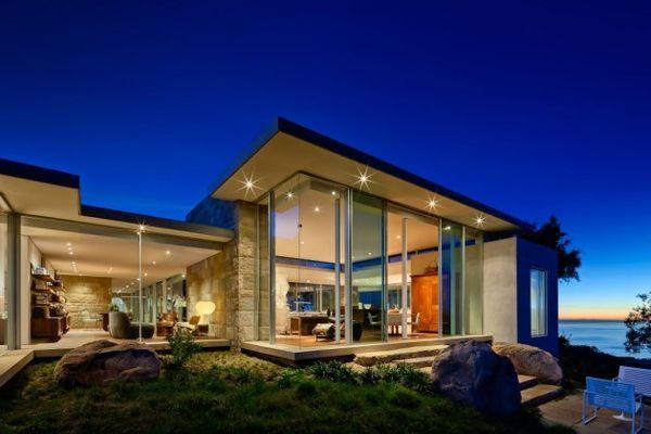 Glazed Transparent Architecture