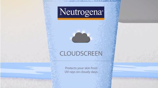 Educational Sunscreen Packaging