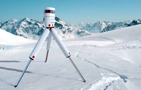 Portable Ice Surveyors