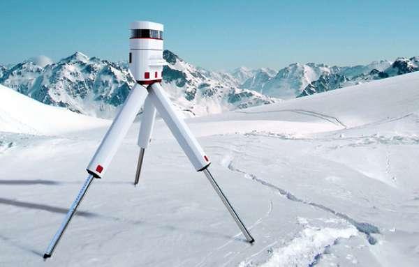 Portable Ice Surveyors