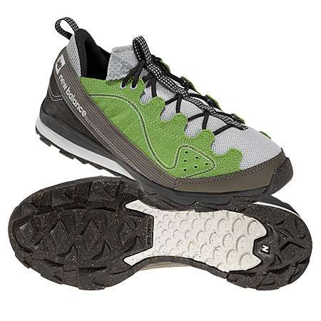 Green Trail Shoes