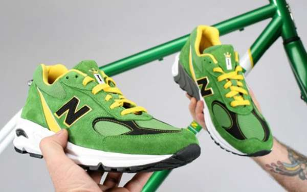 Cycling-Inspired Sneakers