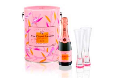 new birds of veuve clicquot collection