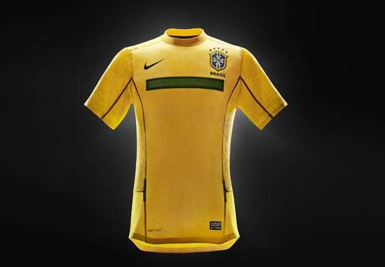New Brasil National Team Kit