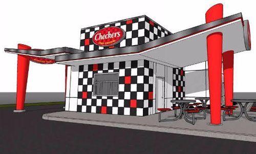 Modular Restaurant Franchise Buildings