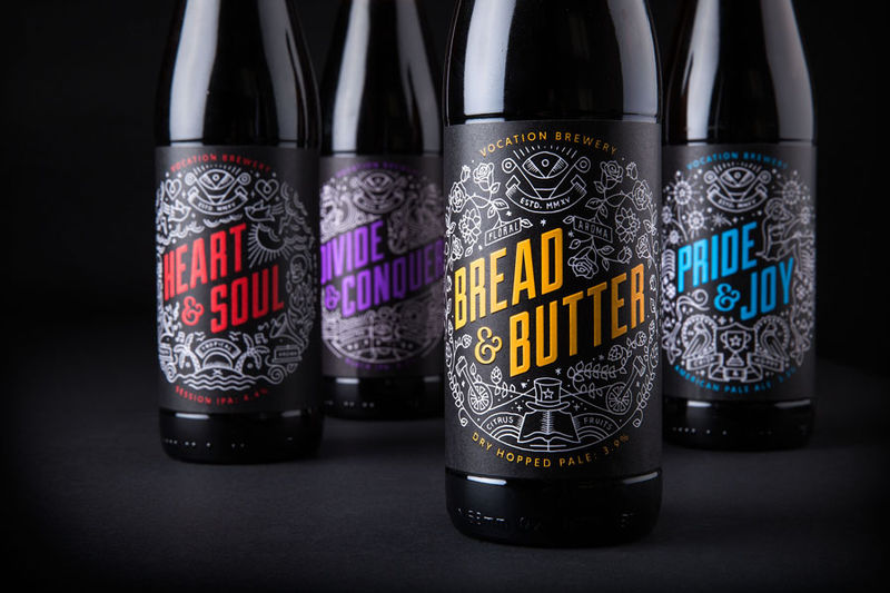 Quirky Craft Branding