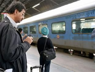 Railway WiFi Services
