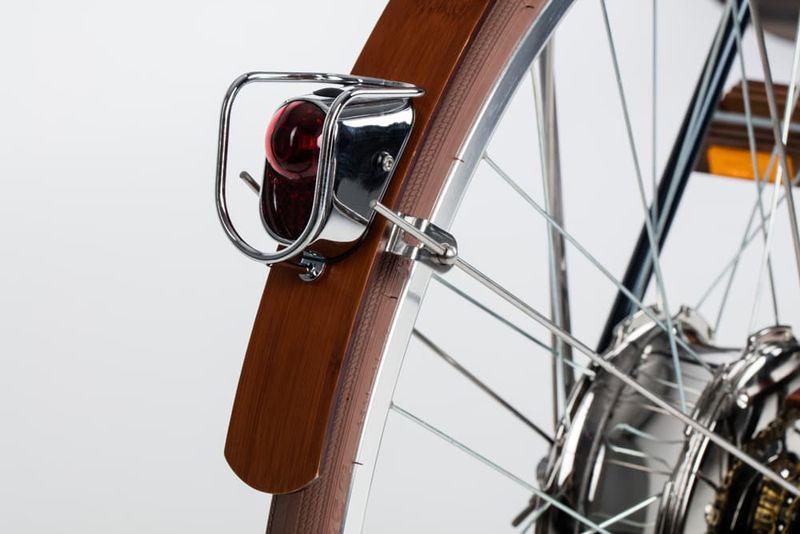Elegantly Styled E-Bikes