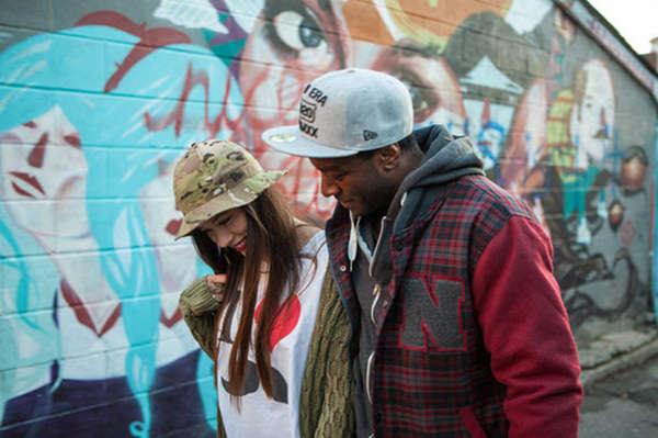 Romantic Urban Cap Collections