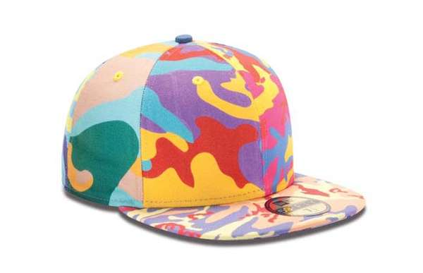 Pop Art-Inspired Hats