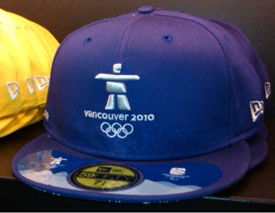 New Era Olympic Fitted Cap