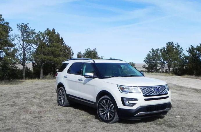 Luxury Sport Utility Vehicles