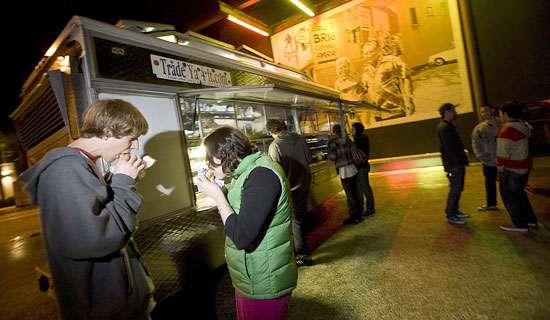 Twittering Food Trucks