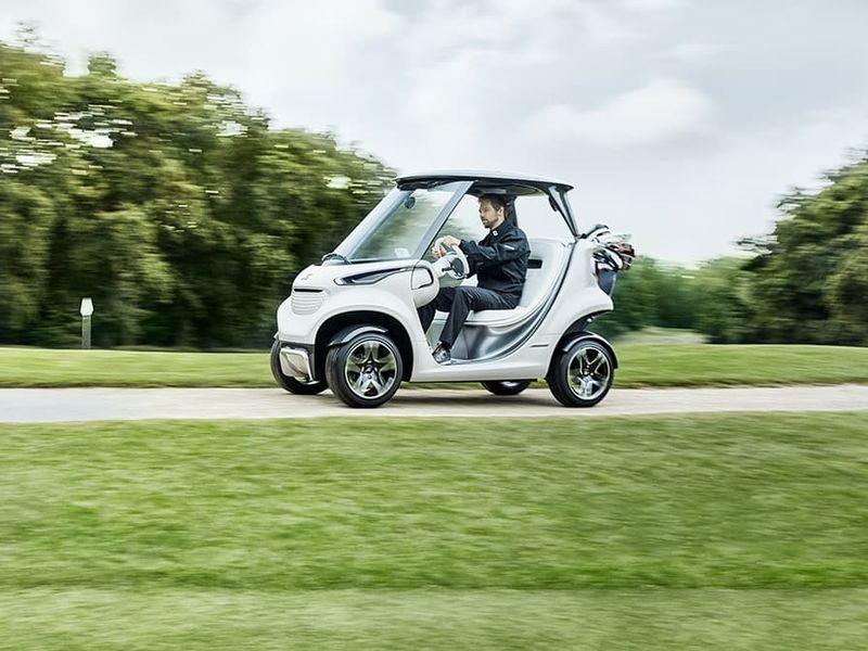 Opulent Golf Carts